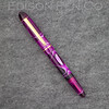 Menlo Pump Filler in Magenta Translucent Swirl