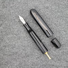 #76 Pump Filler in Black Acrylic with Samurai Sword Roll Stop