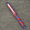Menlo Rollerball in Spiderman Acrylic