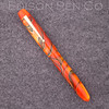 Collier Rollerball In Persimmon Swirl
