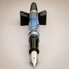 Menlo Draw Filler in Clear Ocean Acrylic