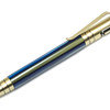 Tec Bolt Action Rifle Antique Brass ballpoint shown with Mountaineer Pride Bear Tooth Woods acrylic