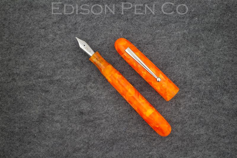 #76 in Orange Crush Acrylic
