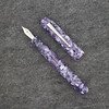 #76 Draw Filler in Purple Dew Flake with Purple Ink Window