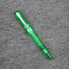 Beaumont Draw Filler in Solid Green Translucent Acrlyic