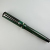 Beaumont in Green/Black Swirl Ebonite