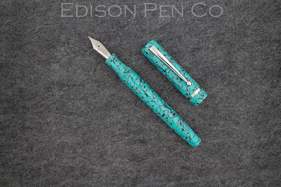 Beaumont in Turquoise Flake Acrylic