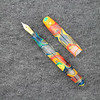 Collier Draw Filler in Translucent Rainbow Acrylic
