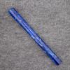 Extended Mina in Lapis Lazuli Flake Acrylic