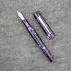 Glenmont in Purple Flake Acrylic