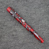 Glenmont in Scarlett Gray swirl with Black Oxide clip and nib