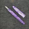 Herald Grande in Lilac Swirl Acrylic