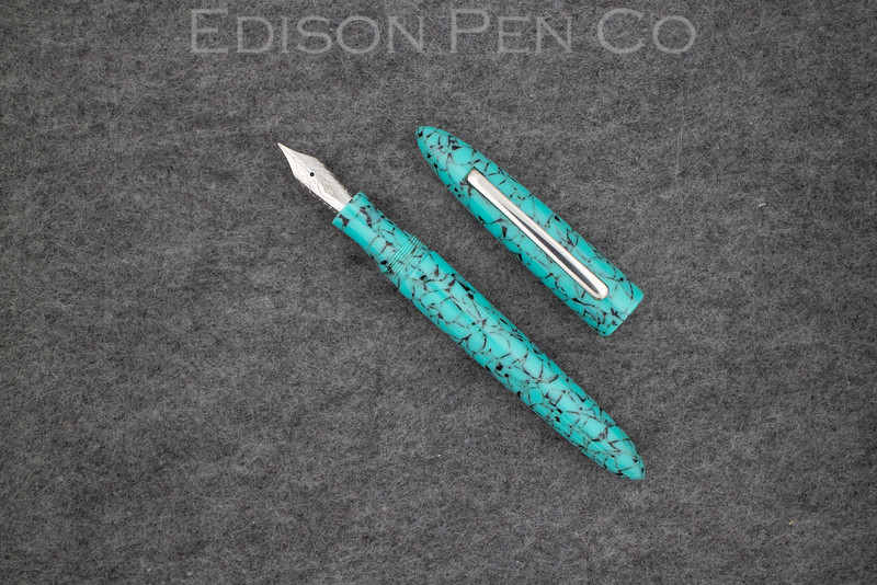 Herald In Blue Turquoise Flake