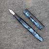 Huron Grande in Pearlized Midnight Blue