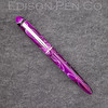 Menlo Pump Filler in Translucent Magenta Swirl