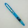 Menlo in Light Blue Translucent Acrylic
