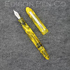 Menlo Draw Filler in Yellow Swirl Translucent