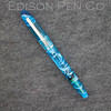 Menlo Pump Filler in Light Blue Translucent Swirl