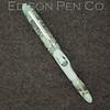 Menlo Pump Filler in Translucent Mint Swirl Acrylic