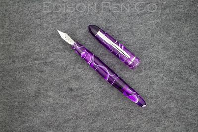 Menlo Draw Filler in Mystical Purple Acrylic