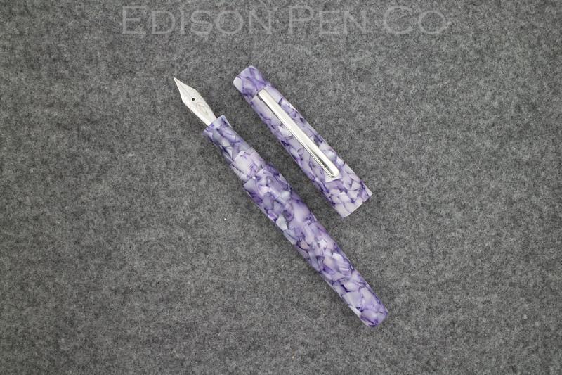 Morgan in Purple Dew Acrylic