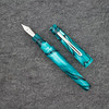 Morgan in Ultramarine Swirl Acrylic
