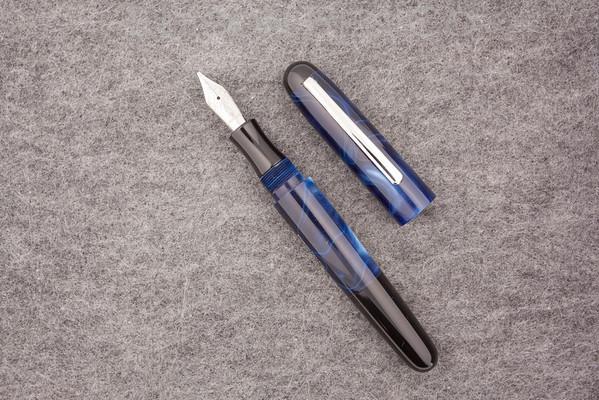 Pearl Bulb Filler in Blue Steel Acrylic