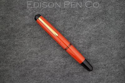 Pearl Eyedropper Filler in Mandarin Orange Acrylic