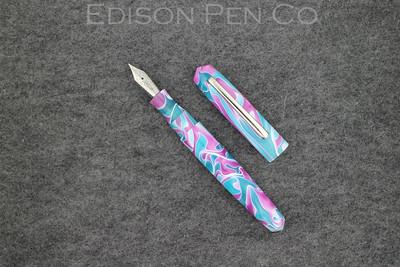 Pearl in Hawaiian Swirl (aka Unicorn Barf) Acrylic