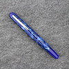 Pearl Draw Filler in Royal Blue Flake Acrylic with Lapis End Caps and Section