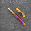 Pearlette in Fingerpaint Rainbow Acrylic