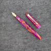 Pearlette in Purple Neon Acrylic