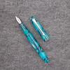 Pearlette in Ultramarine Swirl Acrylic