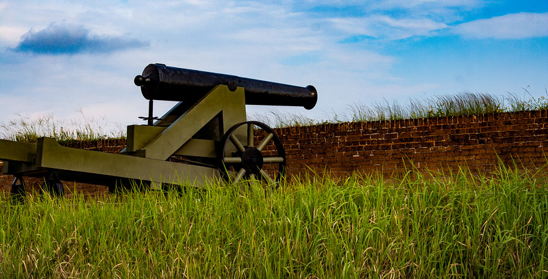 Fort Barrancas Cannon