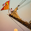 Moonrise Under The Elcano