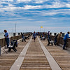 Pensacola Beach Fishing Pier