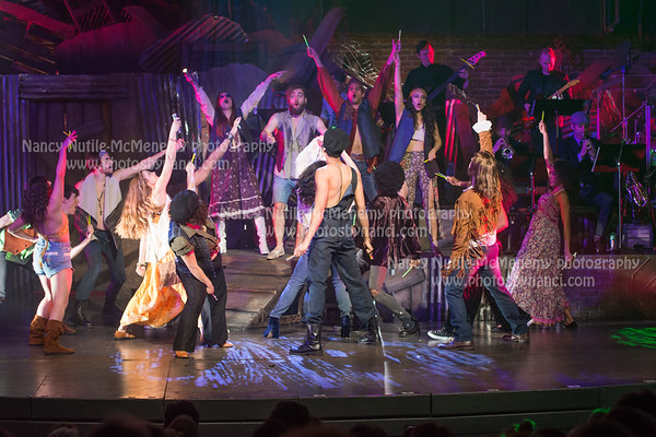 HAIR The Tribal Rock Musical