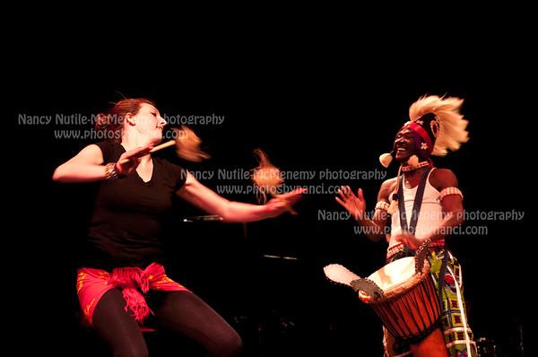 Sayon Camara Cabin Fever Follies 2012