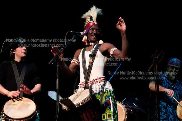 Sayon Camara & the Landaya Ensemble