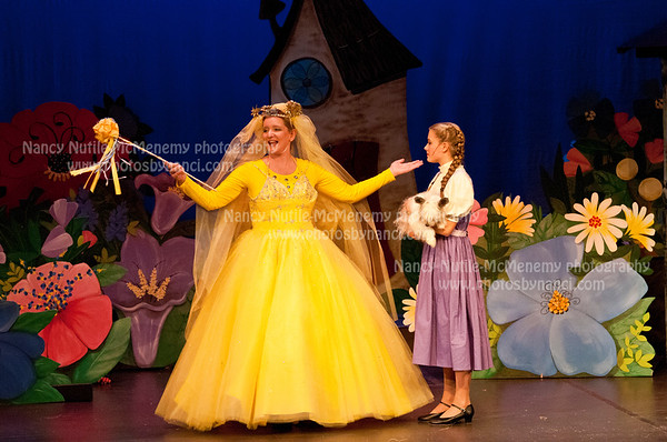 The Wizard of Oz Performance