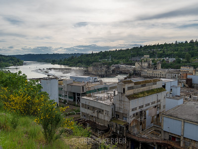 Old Blue Heron Mills, Oregon City