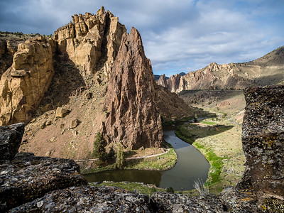 Crooked River and Smith Rock