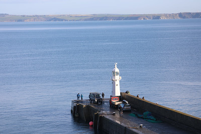 Mevagissey lighthouse