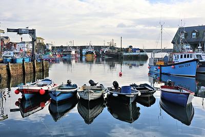 Mevagissey Inner Harbour