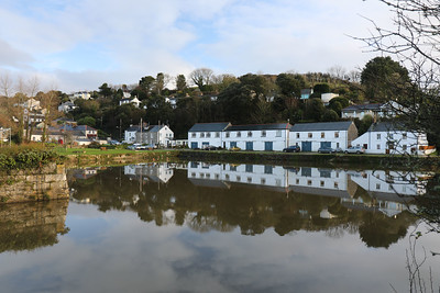 Reflections at Pentewan