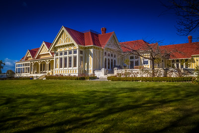 Pen-y-bryn Lodge - Autumn