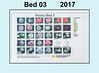 2017 New Bed Map for Bed 03