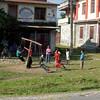 Nepali swing for the swing season.