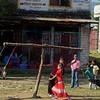 Nepali swing in swing season.