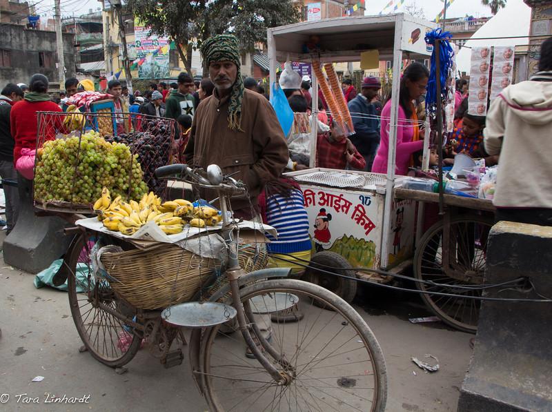 Sweets at a Nepali Festival- Shiva Puri